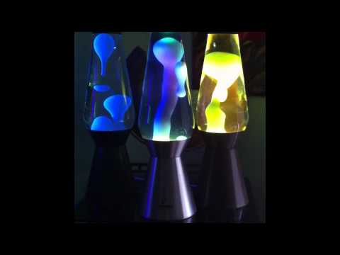 Shine on giant lava lamp