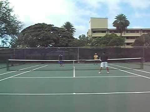 NTRP 4.5 Doubles Honolulu, Hawaii 2008