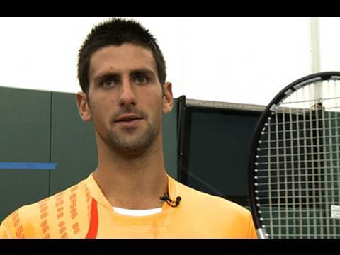 A Free Lesson With: Novak Djokovic
