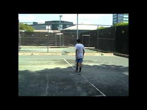Brandon Gita Backhand, First Video