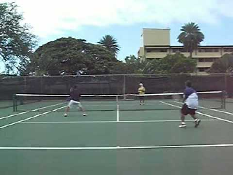 Textbook Doubles:  Poaching Off the Return