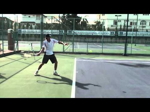 How to Hit the Topspin Forehand like a Pro