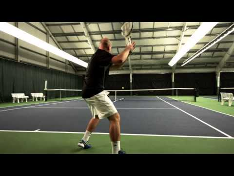 Forehand Cross Court Balance