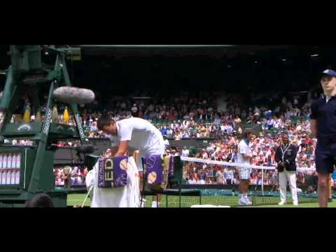 Novak Djokovic Prank Gets Golf Club Out Wimbledon 2012