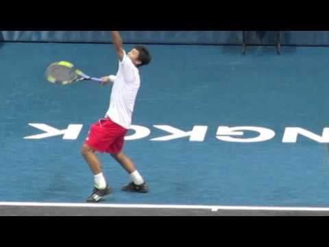 Intro to Thailand Open Tennis 2011