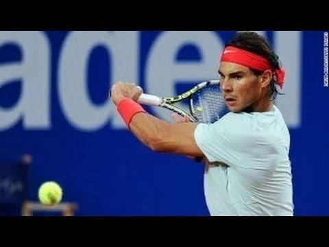 Nadal vs Isner Final Cincinnati 2013