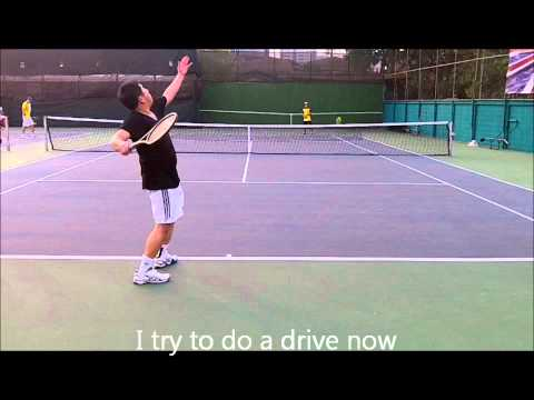 How to Serve and Volley Progressively