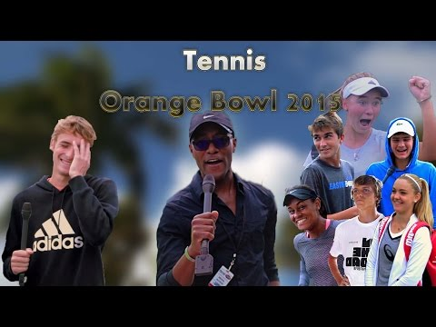 TENNIS ORANGE BOWL 2015