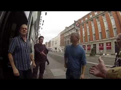 August 2014 Dublin Anti-Scientology protest