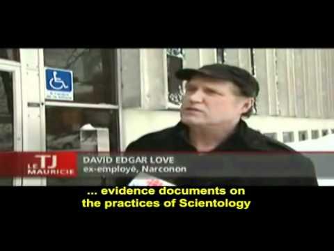 David Love Informs Health Official about Narconon Trois-Rivières: Feb. 14, 2011