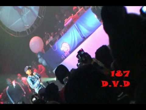 JUELZ SANTANA BATTLES LIL JAH AT DOING THE DOUGIE!! 187 DVD(IN THE MIX EDITION)