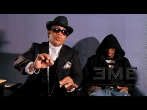 King Russ with Melle Mel Exclusive Introduction Interview (Melle Mel's Artist) [EME]