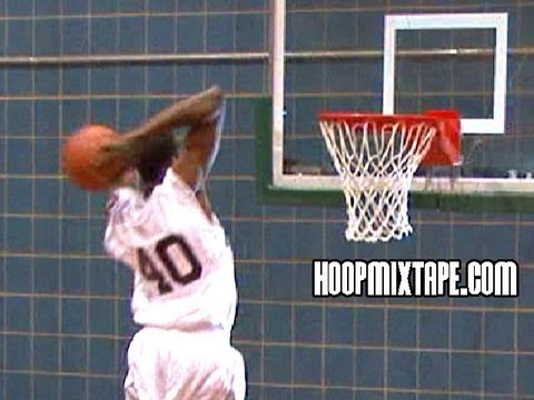 Nick Young With The Sick Dunk Off The Board! Top Ten Plays From Josh Howard Celebrity Game.