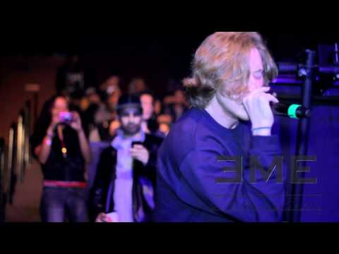 Asher Roth Full Performance in NYC 2-21-12 (Common Knowledge, A Milli, In The Kitchen) [EME]