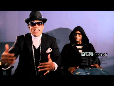 Mele Mel Exclusive Interview Part 2 (Why he rapped, what he learned and feelings on rap) [EME]