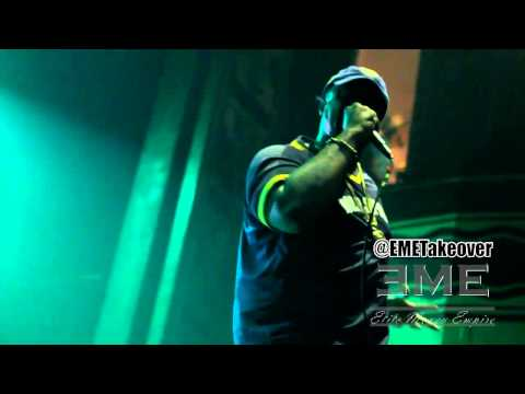 "Smoke Dza ""Jet Life Tour 2012"" Webster Hall Performance [EME]"