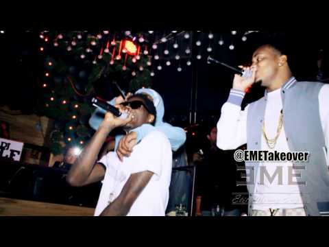 """Travis Porter """"From Day 1"""" Party at Greenhouse (Aww Yea, Ayy Ladies, Bring It Back) 5-30-12 [EME]"""