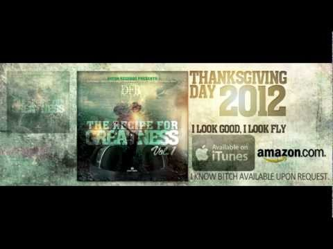 """The Recipe For Greatness Vol. 1 """"Campaign Trailer"""" Mixtape Drops Thanksgiving 2012"""