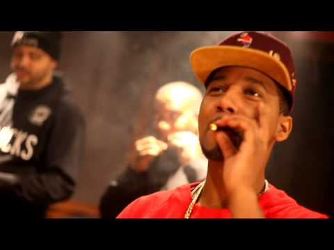 Juelz Santana Godwilln Behind The Scenes With #300 & Greg (end of the world 12/21/12)