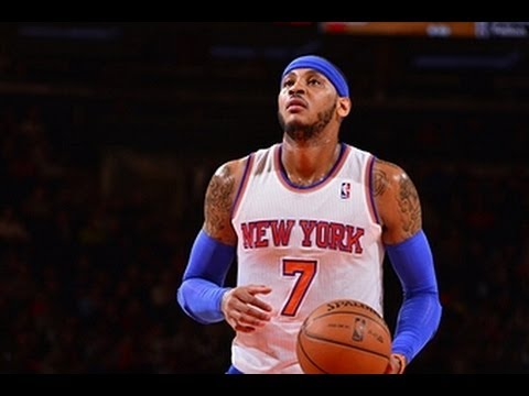 WATCH *HISTORY*-- Carmelo Anthony's 62 Point Night! Watch Every Made Field Goal!