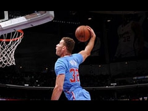 Blake Griffin DAZZLES with a Duo of Windmill Oop Finishes