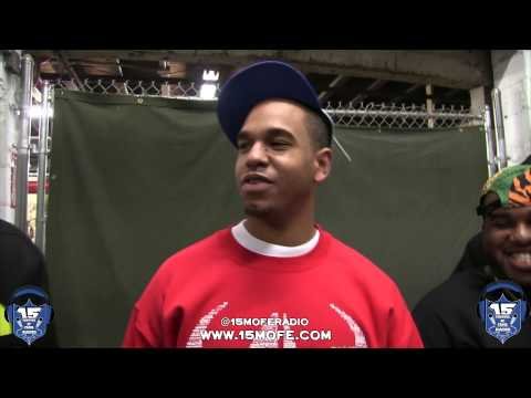 The Smack/URL PG Class at 106 & Park's Ultimate Freestyle Friday Exclusive Interview