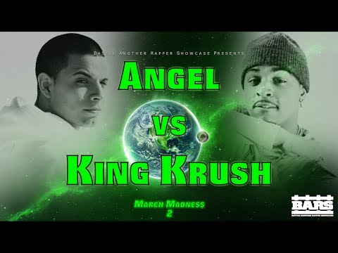 BARS Presents: Angel vs. King Krush - Hosted by Hollow Da Don