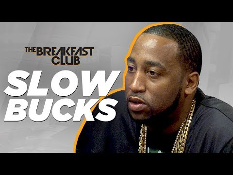 Slowbucks Interview at The Breakfast Club Power 105.1