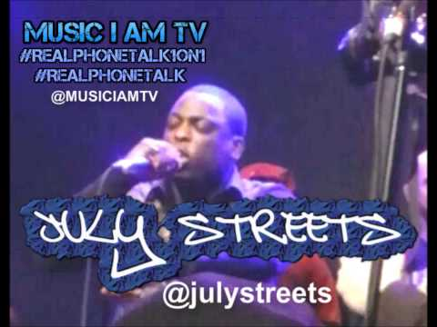 July Streets on Battle Rap,Music,I Wanna Battle Daylyt,Chilla Jones and More on MUSIC I AM TV