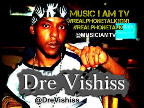 DRE VISHISS on Battle Rap,Music,Taking The Top Spot and More on MUSIC I AM TV