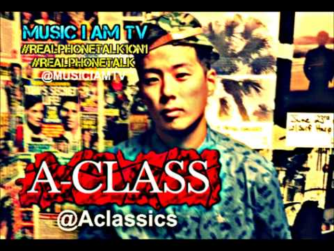 A-Class On Battle Rap,Music,Lotta Zay,Real Deal,Danja Zone and More on MUSIC I AM TV