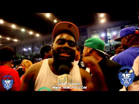 O Red vs Chilla Jones w/ Beasley Argue About Their Potential Battle, Admitting Losses & Bodies