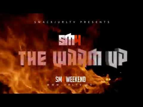 SM4 WEEKEND : THE WARM UP [CARD ANNOUNCEMENT]
