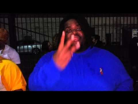 Petty Life Gang: Interview With Big-T At The #Ether Event