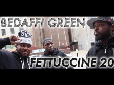 FETTUCCINE 20 & BEDAFFI GREEN TALKS ROOKIES VS VETS & U.R.L INFLUENCE ON THE CULTURE