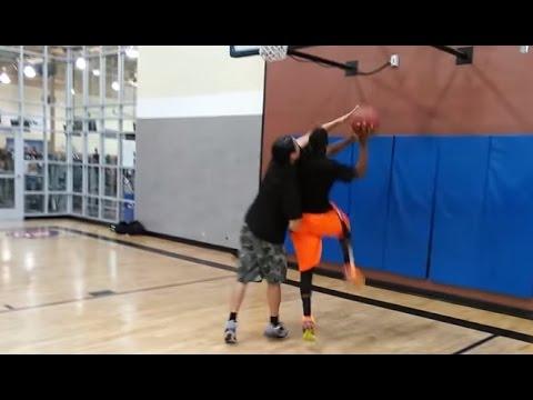 Daylyt vs OD $4500 FULL 1 on 1 basketball game AHAT Hoops