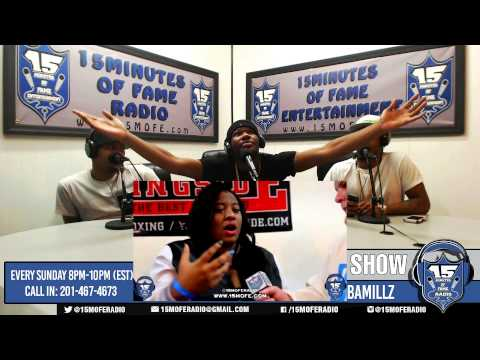 """O'FFICIAL ON JAZ THE RAPPER, 40 B.A.R.R.S., C3, NOME 5 & SAYS MS. """"HUSTLE DON'T WANT THESE PROBLEMS"""""""
