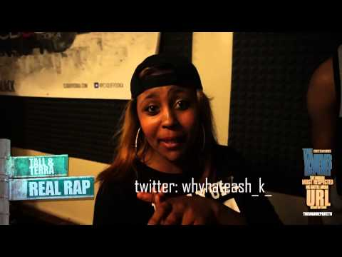 REAL RAP with TALL & TERRA: Starring ASH CASH [ promo ]