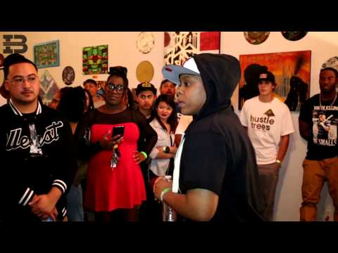 Infamouz Battles presents: C3 vs Joe Cutter || The Re-Up
