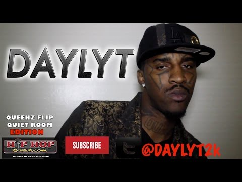 DAYLYT SAYS HE'S RAPPING 2015!!! ARE THE ANTICS REALLY OVER???