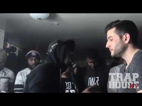Aura vs Mike P | TrapHouse NY