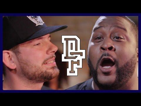 SYD VICIOUS VS REAL DEAL   Don't Flop Rap Battle