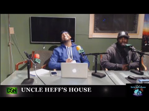 @itsarp ILL WILL VS SHOWOFF FACEOFF - UNCLE HEFFS HOUSE