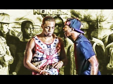 AHAT vs U Dubb - Spillz vs Awthentic hosted by Arsonal & OD