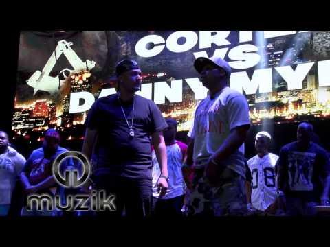 Cortez vs Danny Myers | Doomsday Rap Battle