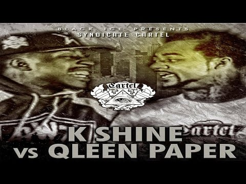 QP VS K-SHINE // BLACK ICE CARTEL // THE FORMAT VOL 2