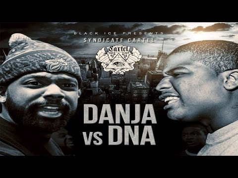 DNA VS DANJA ZONE // THE FORMAT VOL2 // BLACK ICE CARTEL