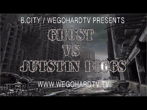 GHOST VS JUSTIN BIGGS / PRESENTED BY WEGOHARDTV