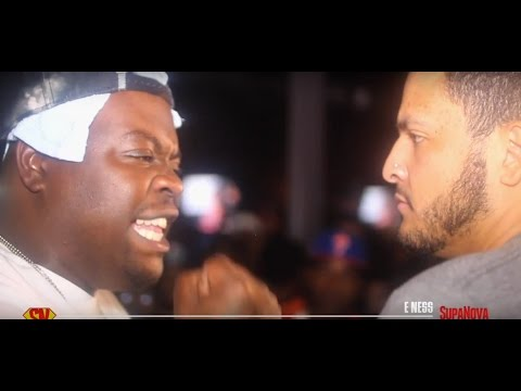SupaNova Rap Battles Presents: E-Ness vs Uno Lavoz (Hosted by Murda Mook)