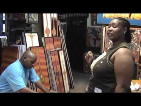 Progetto Tingatinga - Tanzania (Africa) -  turismo, documentario, reportage